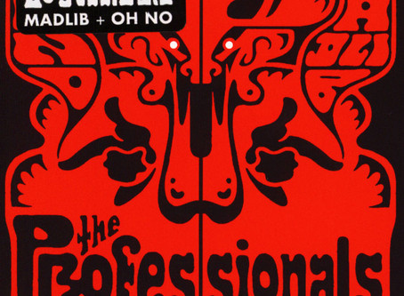 The Professionals – Self-Titled