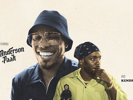 Tints – Anderson .Paak (single)