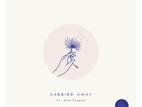 Manatee Commune – Carried Away (feat. Allie Crystal)  Review
