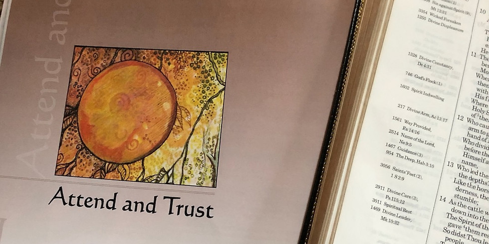 Encounter Retreat: Attend and Trust