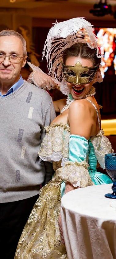 """""""Венецианский карнавал"""""""