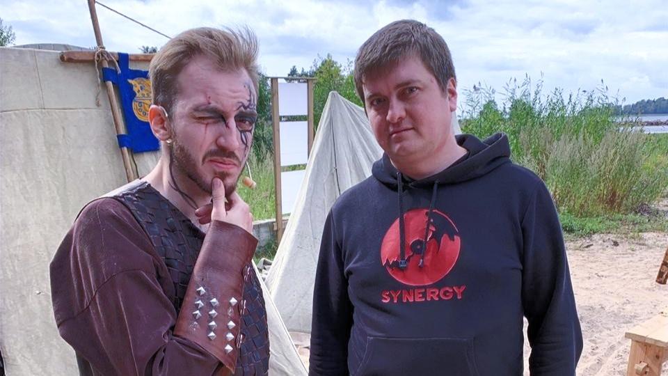 Тимбилдинг викинги