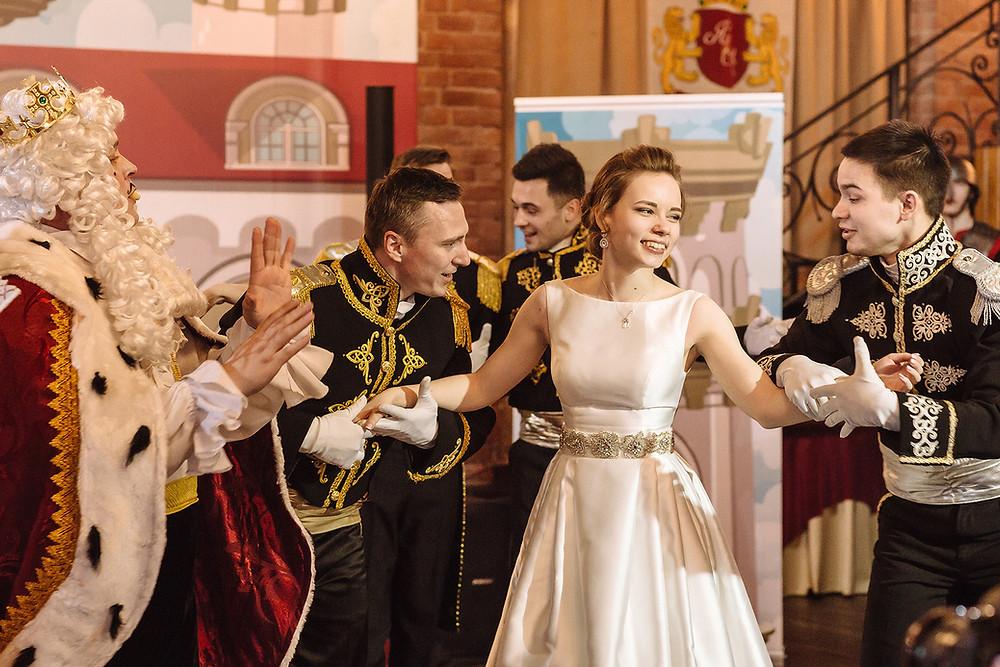 Музыкальный имммерсивный спектакль мюзикл на свадьбу Бременские музыканты