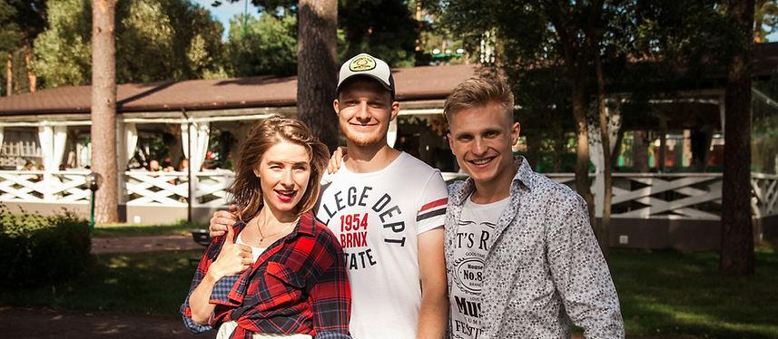 ADP - студенческая американская вечеринка у бассейна