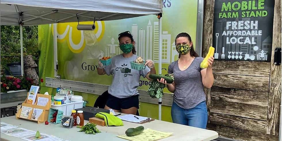 City Green Market & Veggie Mobile