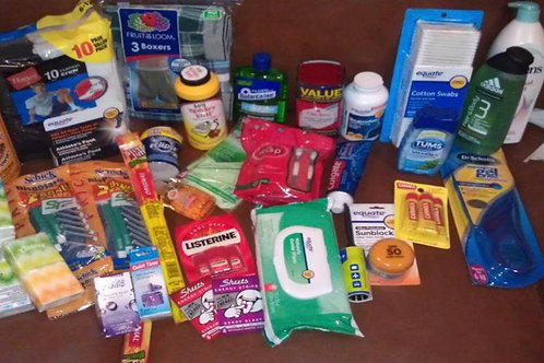 Military Hygiene Care Package (Team of 4)