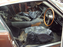 Maserati Ghibli SS Interior