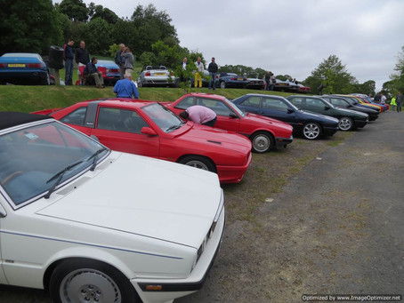 Maserati Owners Club National Concours