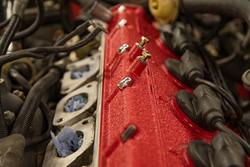 Ferrari 348 Cam Covers