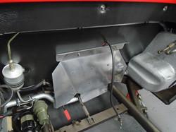 Ferrari 328 Engine Bay Insulation