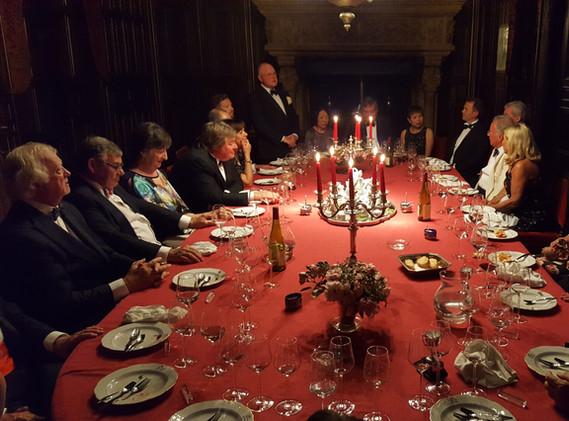 Black Tie Dinner