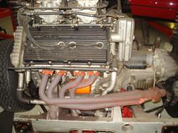Lamborghini Urraco Engine