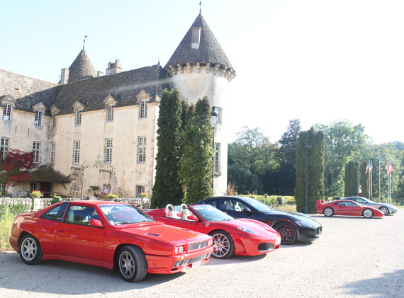 The Chateaux