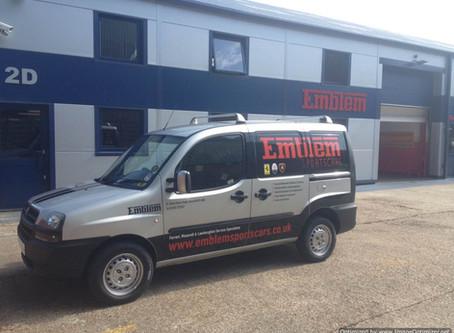 New Van Livery