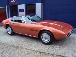 Maserati Ghibli SS Finished