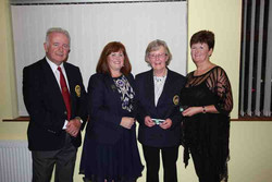 Lismore Ladies Silver and Bronze Medals 2015