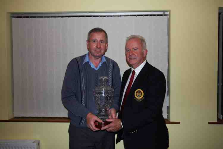 Lismore Mens Singles Winner 2015