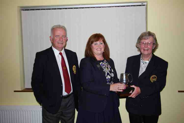 Lismore Ladies Golfer of the year  2015