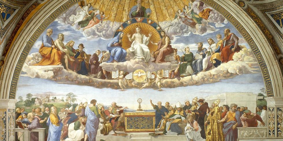 "The Famous Raphael Rooms: ""Beauty Ever Ancient, Ever New"", A Premium Virtual Vatican Visit."