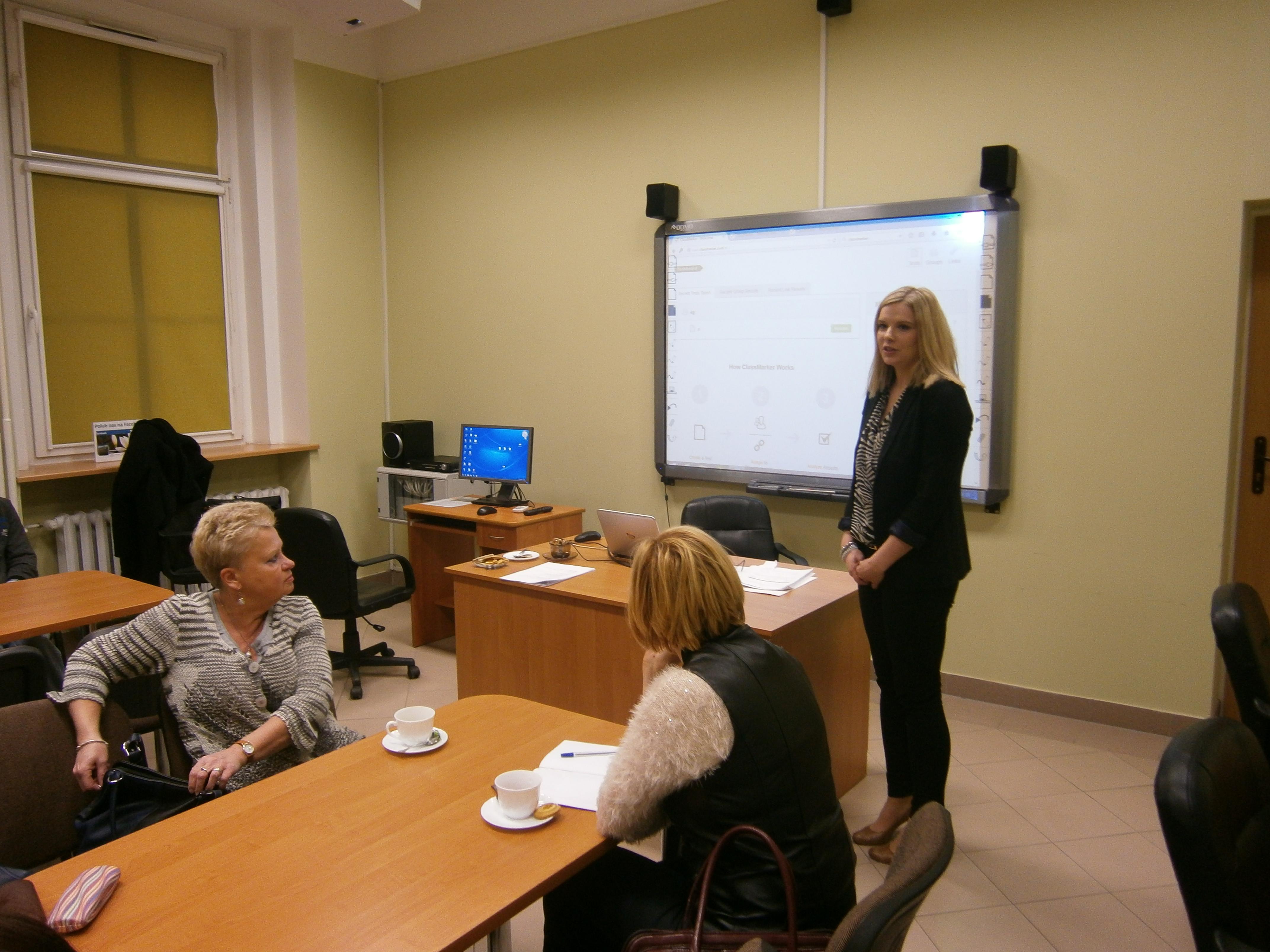 Narzędzia interaktywne w szkole