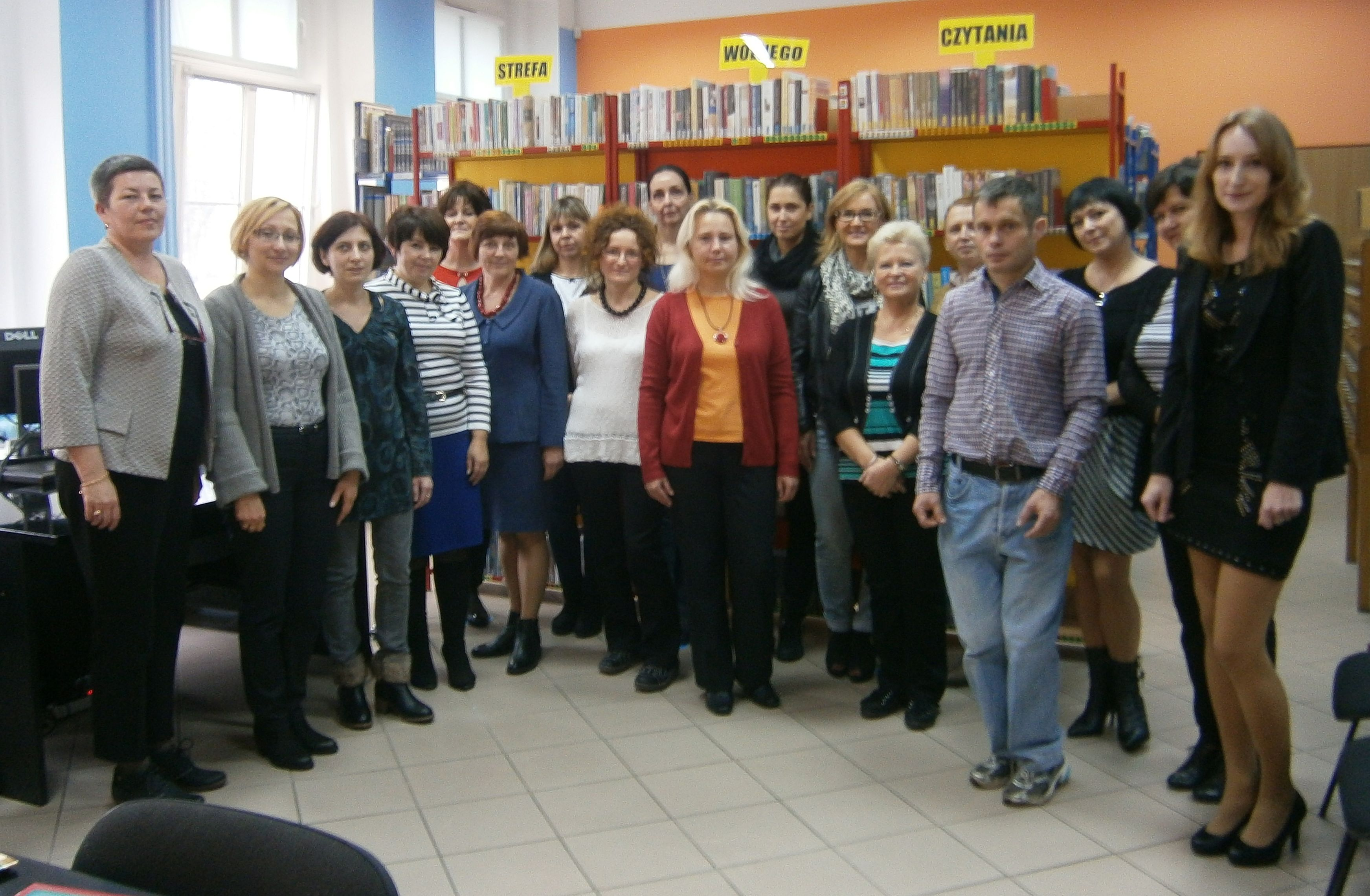 Spotkanie z nauczycielami
