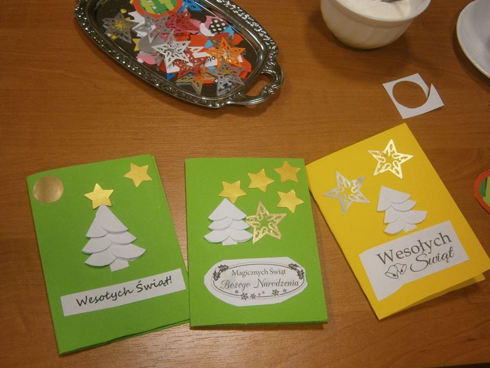 Historia świątecznej kartki