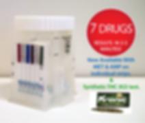 SALIVA DRUG TEST AS4760 CERTIFED