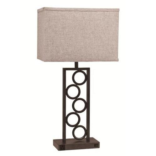 Stack Circle Lamp
