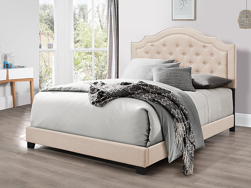 Starbed Sand Linen Queen Bed