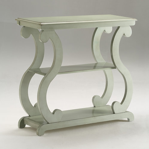 Lucy Sage Console Table
