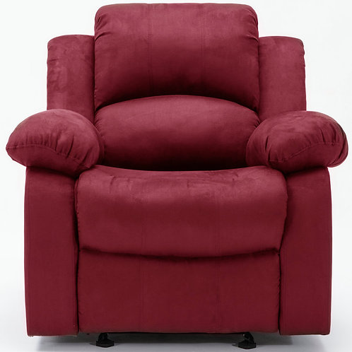 HH8110 Red Recliner