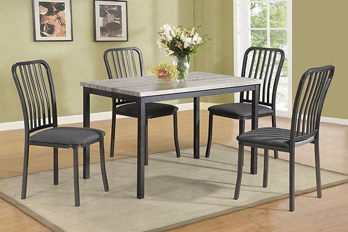 F2356 5Pc Dining Set