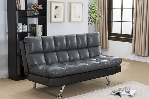 Sundown Gy Adj. Sofa/Futon