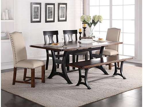 Astor Wood/Up Dining Set