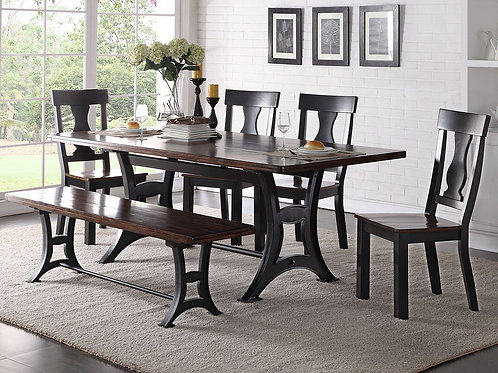 Astor Dining Set Wood