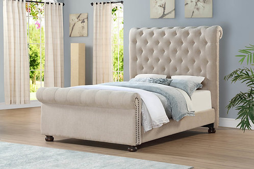 HH262 Bed (Queen & King Available)