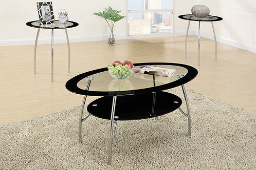 F3099 3Pc Coffee Table Set