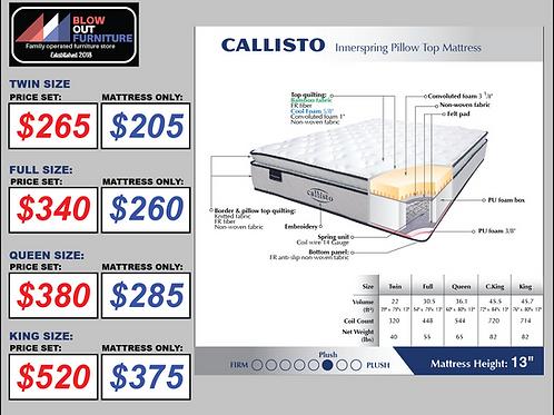 Callisto Mattress