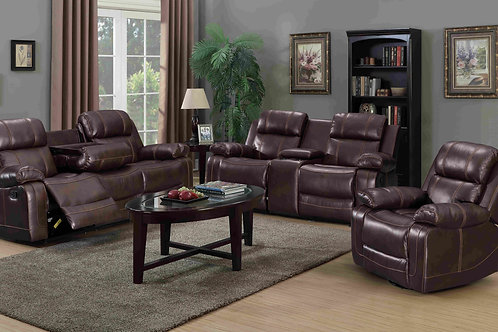 3Pc Samuel Reclining Set