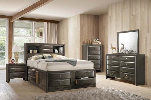 Emily Capitans GY Bedroom Set