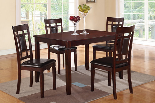 F2232 5Pc Dining Set