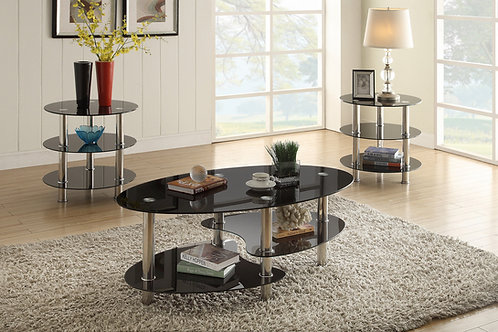 F3054 3Pc Coffee Table Set