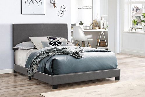 Erin PU GY Bed