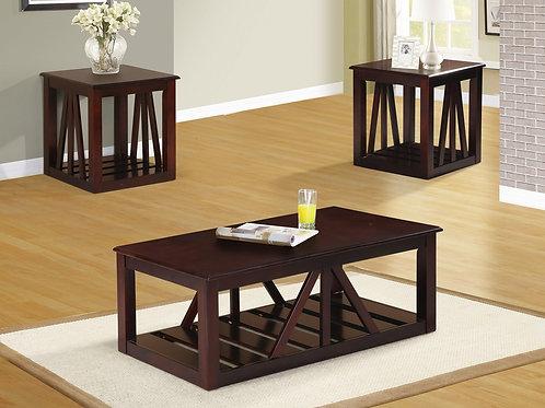 F3151 3Pc Coffee Table Set