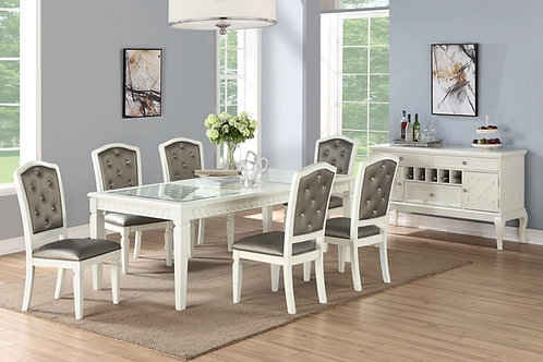 F2474 7Pc Dining Set