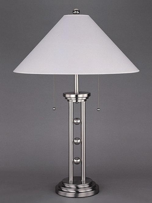 Magnum Chrome Table Lamp