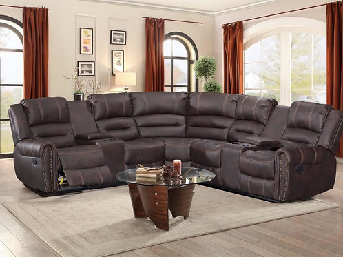 Kennedy Reclining Sectional