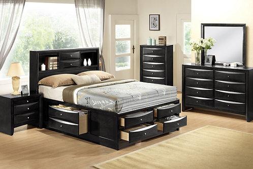 Emily Capitans BK Bedroom Set