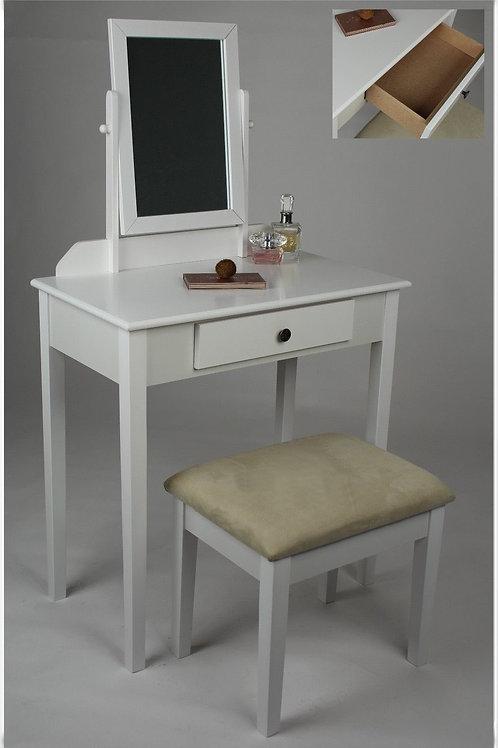 Iris Vanity Set Wh