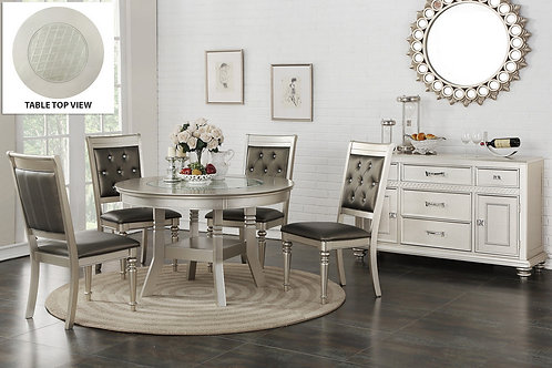 F2428 5Pc Dining Set